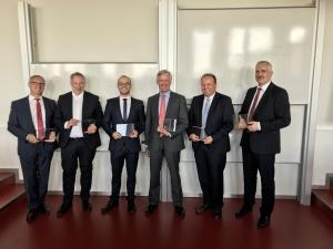 Award 0606 Preisträger + Jury